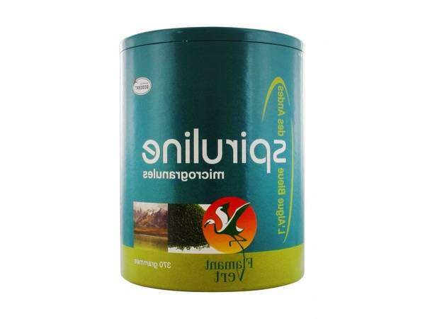 Spiruline flamant vert : coupon - haute performance - Top 5