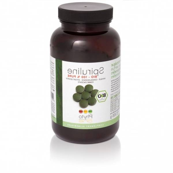 Spiruline fer : incroyable - inedit - super