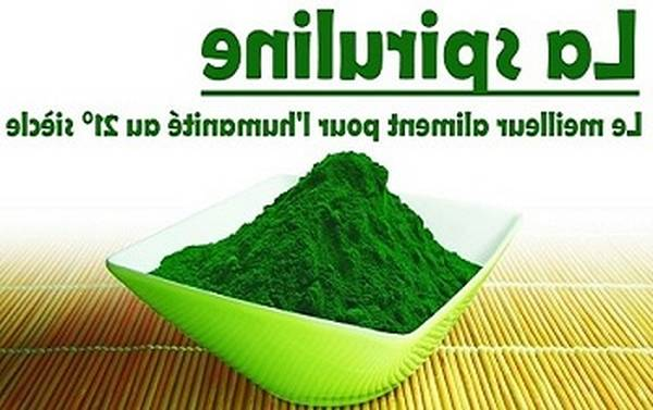 Bienfaits de la spiruline : prix massacrés - black Friday - Top 5